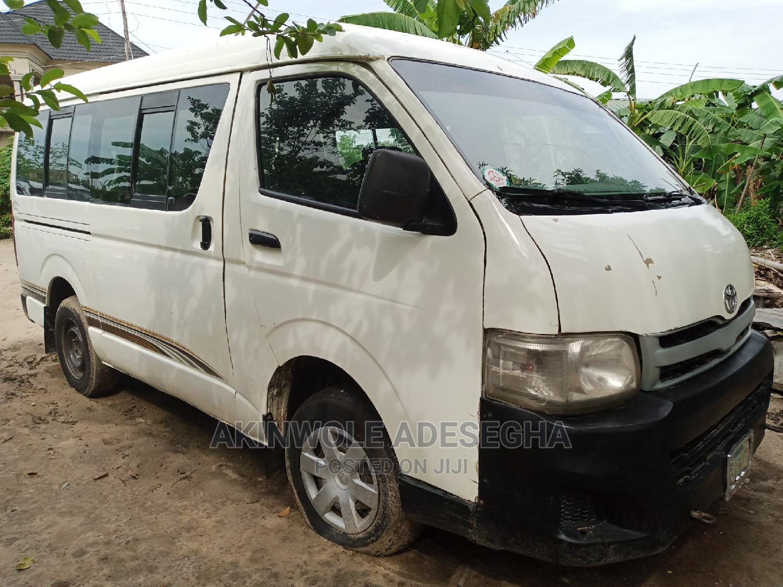 Toyota Hummer Bus | Buses & Microbuses for sale in Ikorodu, Lagos State, Nigeria