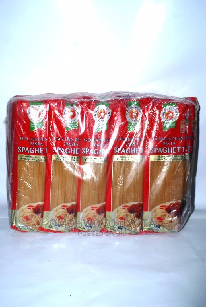 Golden Penny Spagehtti Pack of 2opcs