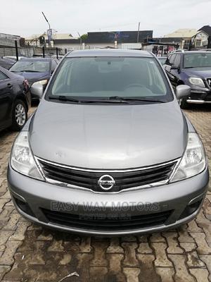 Nissan Versa 2012 1.6 S Sedan Gray   Cars for sale in Lagos State, Lekki