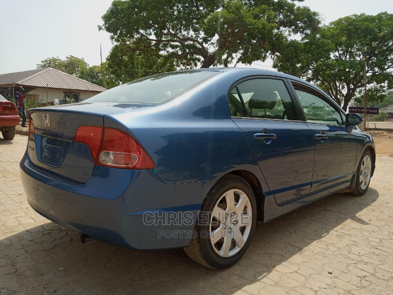 Honda Civic 2007 1.8 Sedan EX Automatic Blue | Cars for sale in Lokogoma, Abuja (FCT) State, Nigeria