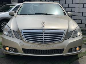 Mercedes-Benz E350 2010 Gold | Cars for sale in Lagos State, Ikeja