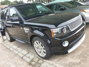 Land Rover Range Rover Sport 2007 HSE 4x4 (4.4L 8cyl 6A) Black | Cars for sale in Lagos State, Amuwo-Odofin