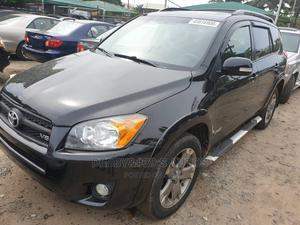 Toyota RAV4 2010 3.5 Sport Black | Cars for sale in Lagos State, Amuwo-Odofin
