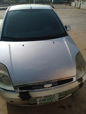 Ford Fiesta 2006 1.4 Silver   Cars for sale in Lagos State, Alimosho