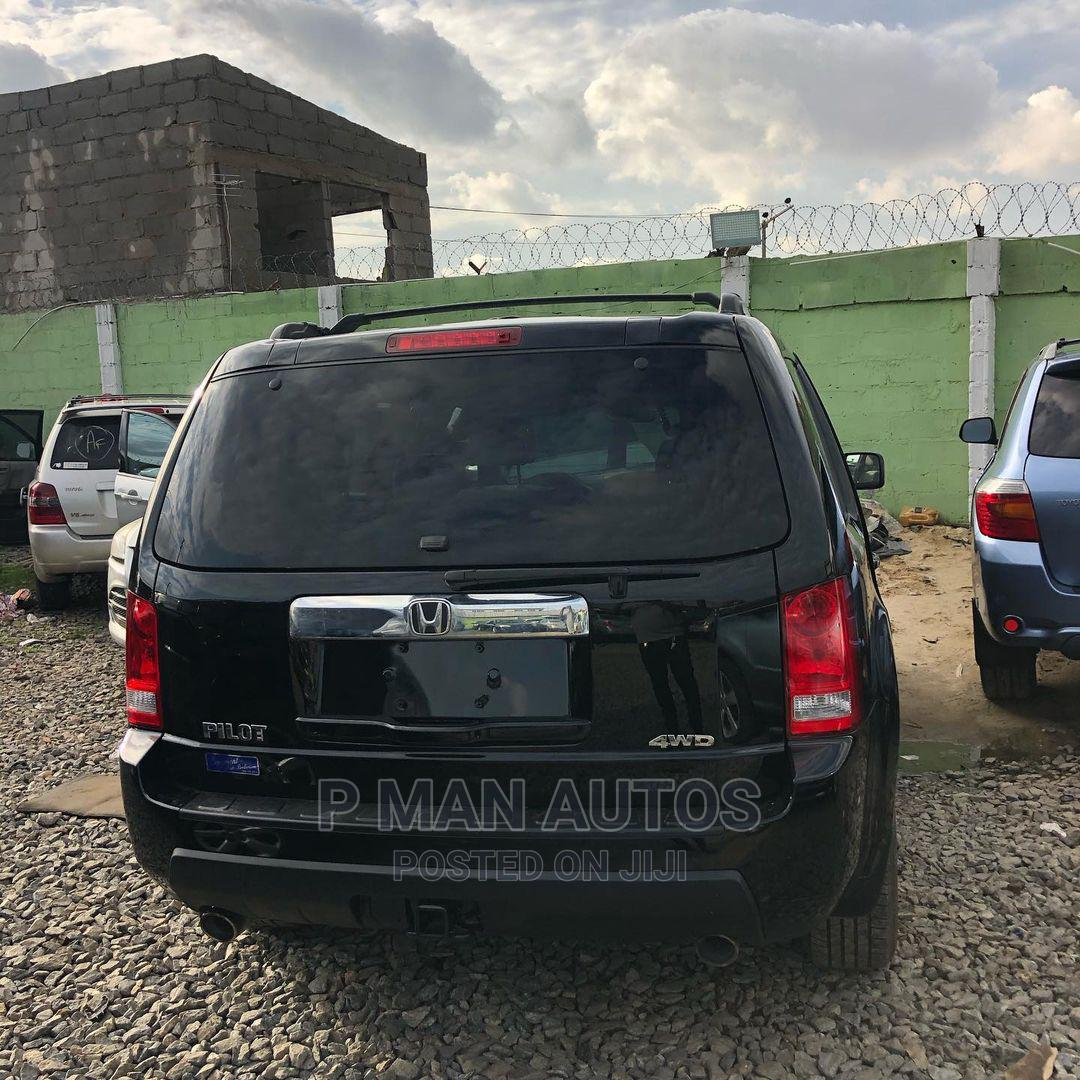 Honda Pilot 2010 Black | Cars for sale in Agege, Lagos State, Nigeria
