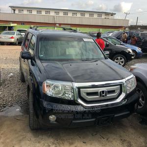 Honda Pilot 2010 Black | Cars for sale in Lagos State, Agege