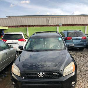 Toyota RAV4 2007 2.0 4x4 Black   Cars for sale in Lagos State, Agege