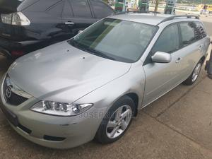 Mazda 6 2003 Silver   Cars for sale in Lagos State, Mushin