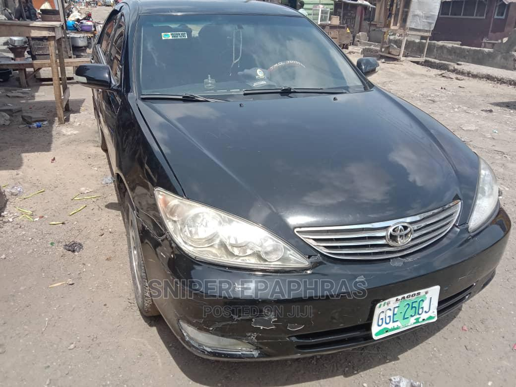 Archive: Toyota Camry 2005 2.4 XLE Black