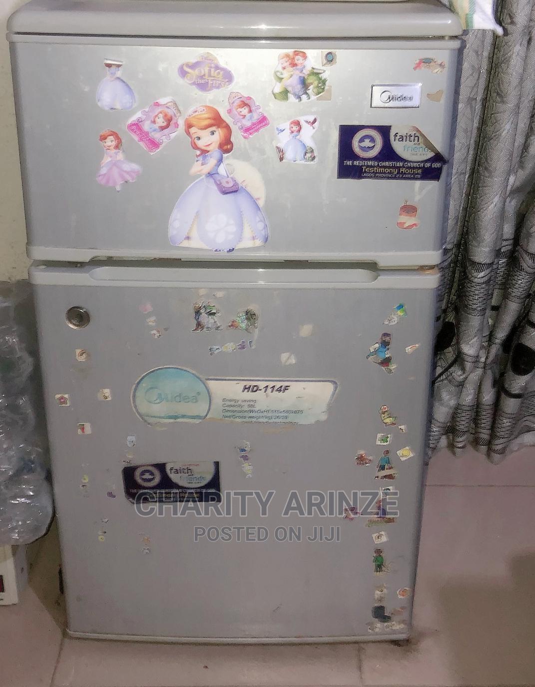 Archive: Midea Double Door Refrigerator