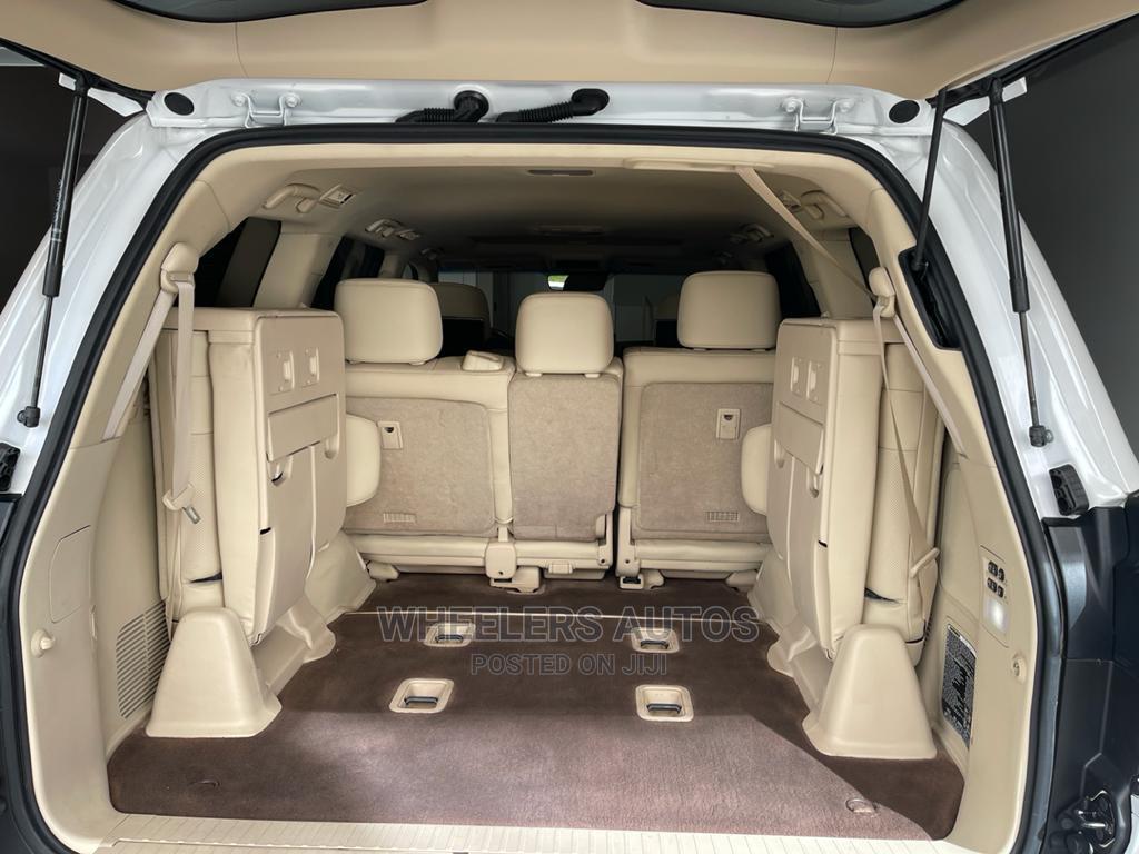 Lexus LX 2017 570 Base White   Cars for sale in Amuwo-Odofin, Lagos State, Nigeria
