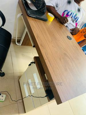 Awesome Office Table With Drawers   Furniture for sale in Lagos State, Ogba