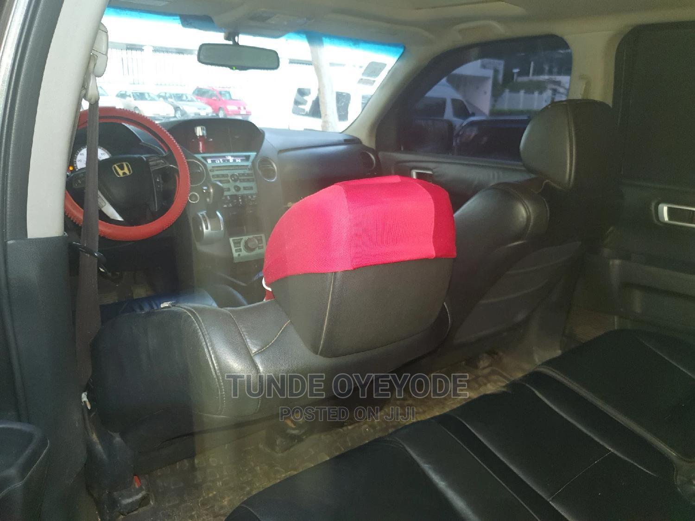 Honda Pilot 2010 Gray   Cars for sale in Ikoyi, Lagos State, Nigeria