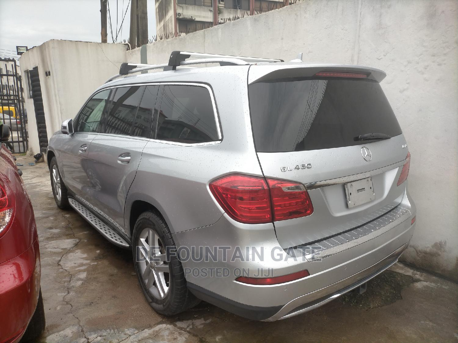 Mercedes-Benz GL Class 2014 Silver | Cars for sale in Ikeja, Lagos State, Nigeria