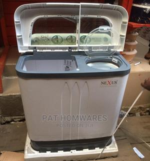 Nexus Washing Machine 5.5KG Twin Tub   Home Appliances for sale in Lagos State, Ikeja