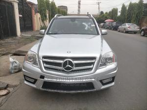 Mercedes-Benz GLK-Class 2011 350 Silver | Cars for sale in Lagos State, Ikeja