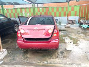 Toyota Corolla 2007 1.4 D-4d Automatic Red | Cars for sale in Abuja (FCT) State, Gudu