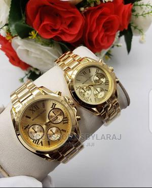 Micheal Kors Stainless Steel Wristwatch | Watches for sale in Abuja (FCT) State, Guzape District