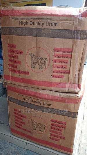 Yamaha Drum, 5 Set | Musical Instruments & Gear for sale in Lagos State, Ojo