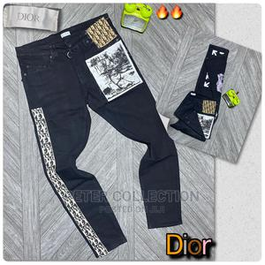 Classic Dior Jeans Trouser   Clothing for sale in Lagos State, Lagos Island (Eko)