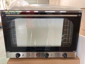 4 Trays Conventional Electric Oven | Industrial Ovens for sale in Lagos State, Ojo