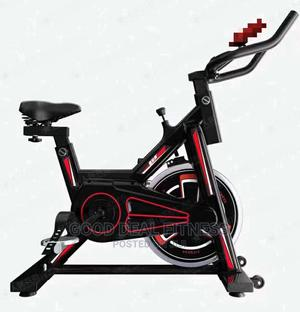 Quality Spinning Exercise Bike | Sports Equipment for sale in Lagos State, Surulere