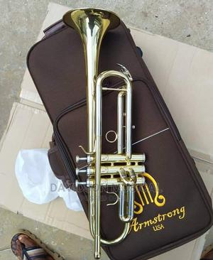 Armstrong Gold Trumpet | Musical Instruments & Gear for sale in Lagos State, Ojo