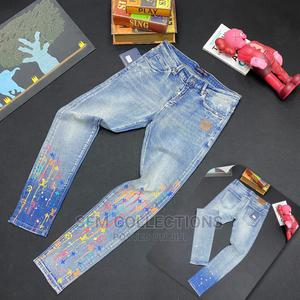 Top Quality Louis Vuitton Jeans Trousers Now Avail in Store   Clothing for sale in Lagos State, Lagos Island (Eko)