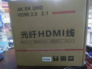 HDMI Cable 50M 2.0 2.1 4K 8K Uhd | Computer Accessories  for sale in Lagos State, Ikeja