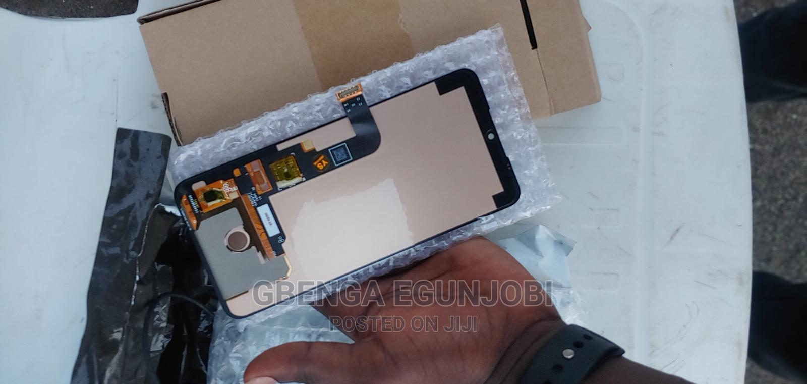 Brand New LG G8X Screen