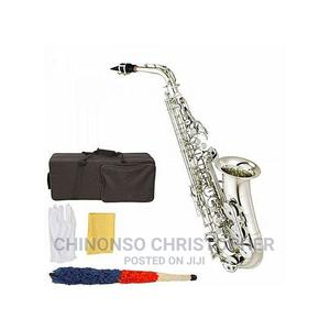 Silver Alto Saxophone | Musical Instruments & Gear for sale in Abuja (FCT) State, Wuse