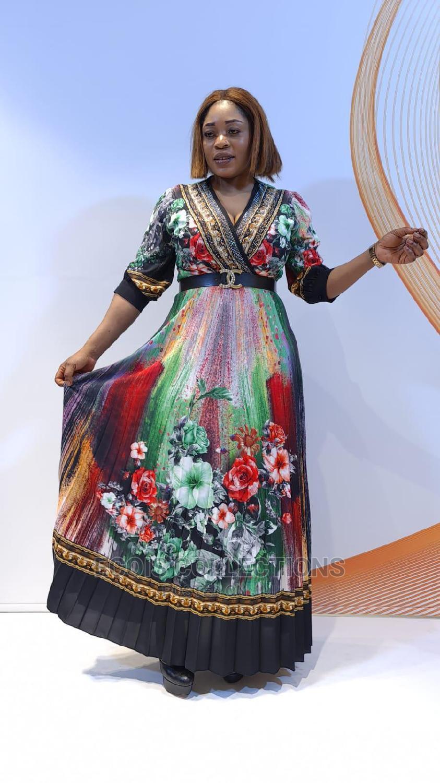 Archive: Beautiful Turkey Long Dress