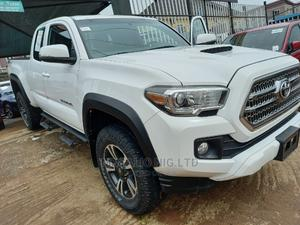 Toyota Tacoma 2016 White | Cars for sale in Lagos State, Ikeja