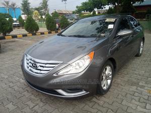 Hyundai Sonata 2013 Brown | Cars for sale in Lagos State, Ikeja