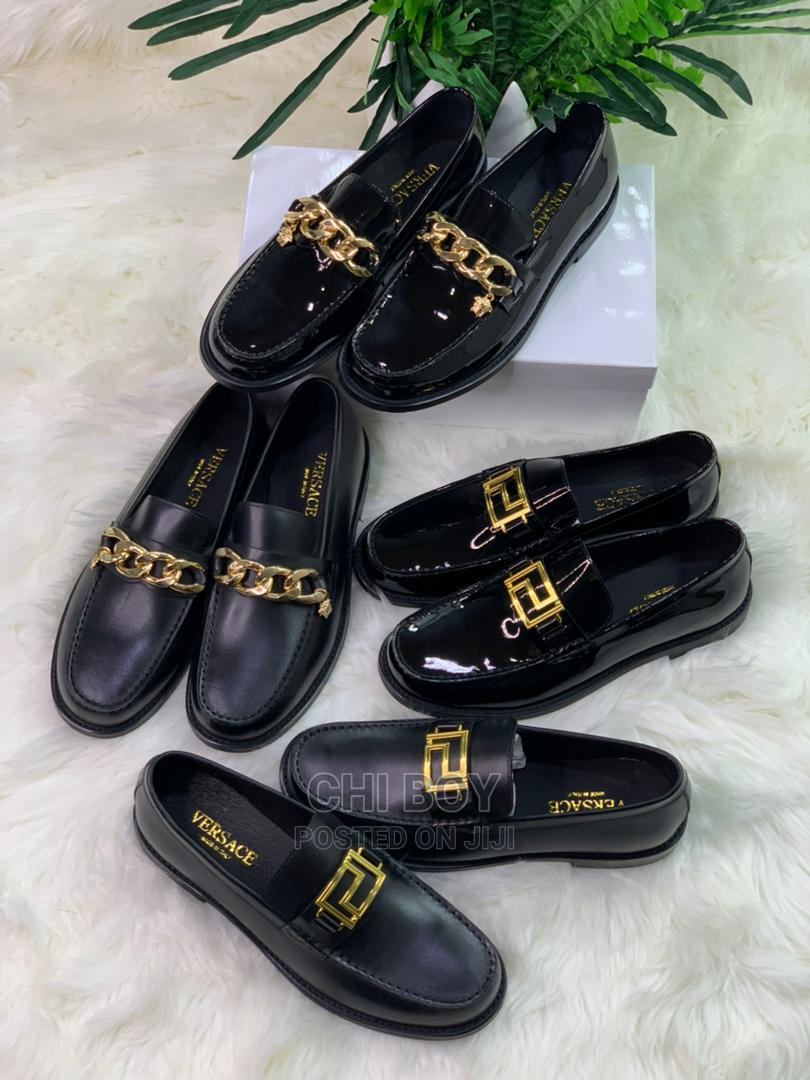 Archive: Original Versace Loafers With the Best Quality