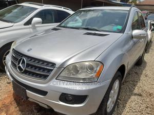 Mercedes-Benz M Class 2008 ML 350 4Matic Silver | Cars for sale in Lagos State, Ojodu