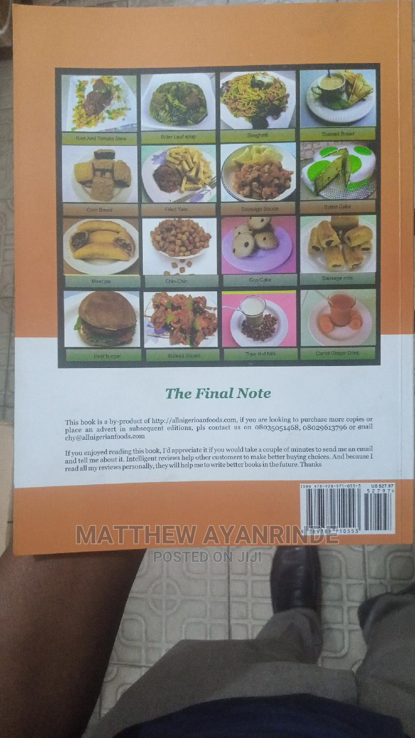 The Ultimate Nigerian Cookbook   Books & Games for sale in Yaba, Lagos State, Nigeria