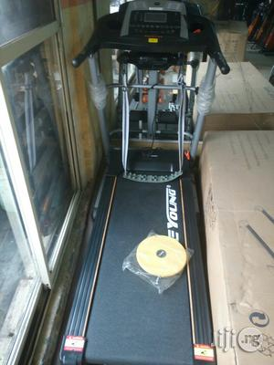 2.5hp Motorized Treadmill With Incline, Mp3player, Nd Massager Machine, | Massagers for sale in Lagos State, Ikeja