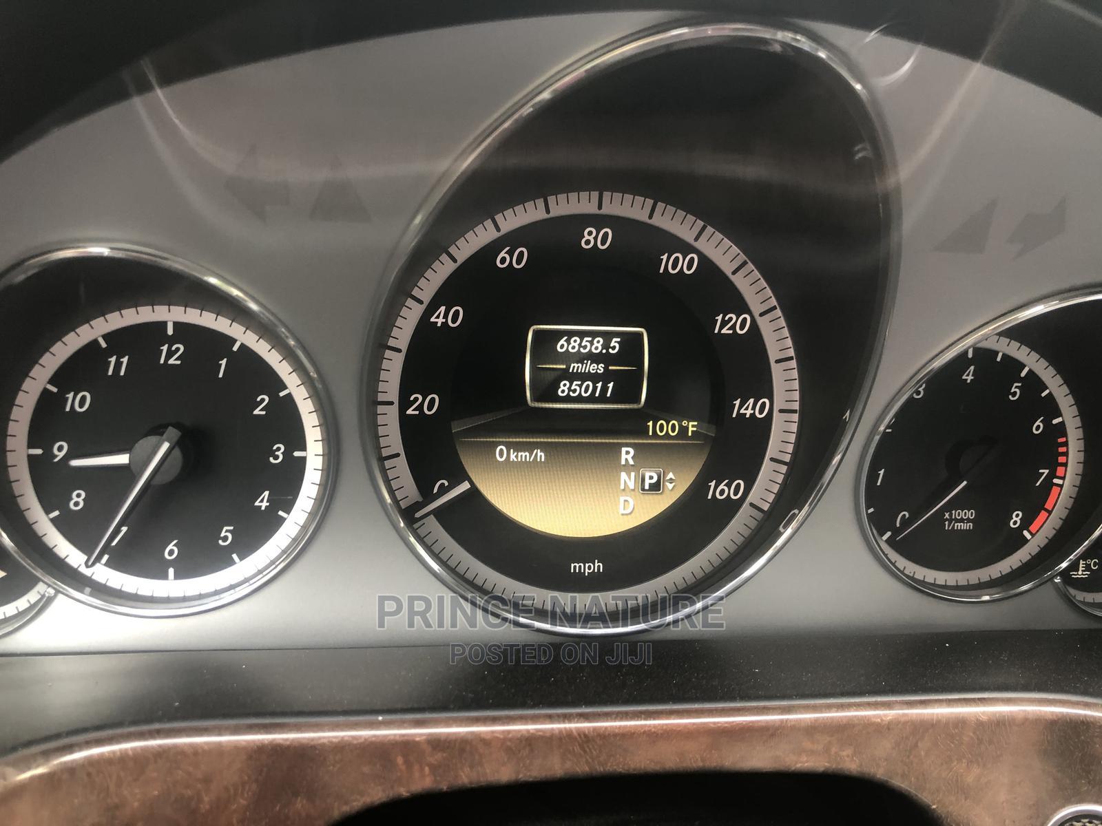Mercedes-Benz E350 2012 Black | Cars for sale in Garki 2, Abuja (FCT) State, Nigeria