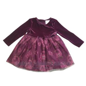 George Velvet Toddler Gown | Children's Clothing for sale in Lagos State, Maryland