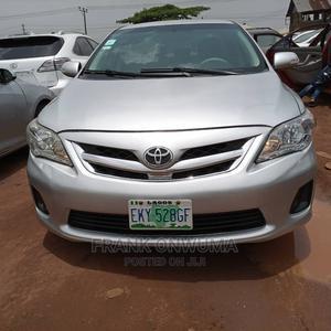 Toyota Corolla 2013 Silver   Cars for sale in Edo State, Benin City