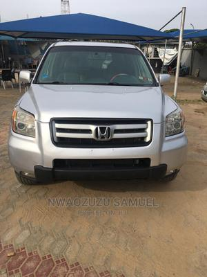 Honda Pilot 2006 EX 4x4 (3.5L 6cyl 5A) Silver | Cars for sale in Lagos State, Ojo
