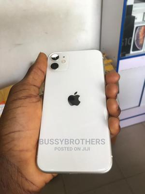 Apple iPhone 11 64 GB Silver | Mobile Phones for sale in Lagos State, Ikeja