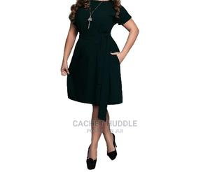 Beautiful Free Dress Black   Clothing for sale in Lagos State, Abule Egba