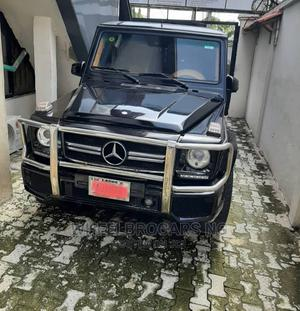 Mercedes-Benz G-Class 2004 Base G 500 AWD Black | Cars for sale in Lagos State, Ajah