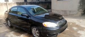 Toyota Corolla 2008 Black | Cars for sale in Lagos State, Abule Egba