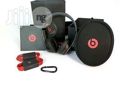 Brand New Beats by Dre Solo 2 Wireless Headphone 2.0 | Headphones for sale in Ojodu, Lagos State, Nigeria