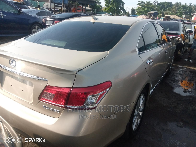 Lexus ES 2011 350 Gold   Cars for sale in Apapa, Lagos State, Nigeria
