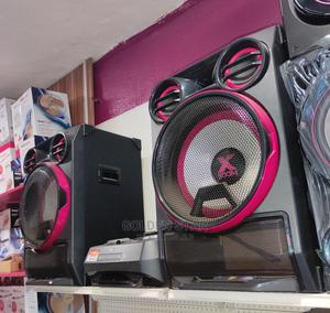 2021 New Made LG XBOOM (5000w) Super Bass Sound + Bluetooth   Audio & Music Equipment for sale in Lagos State, Apapa