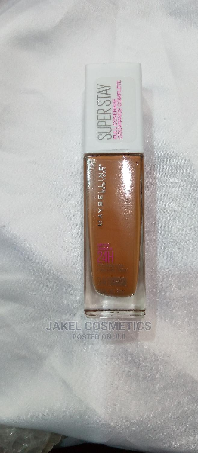 Archive: Superstay Full Coverage Foundation